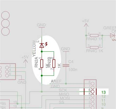 what resistor do i need to go from 12v to 3v arduino pin 13 do i need a resistor electrical engineering stack exchange