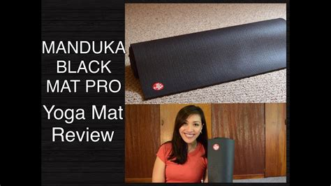 best mats manduka black mat pro review