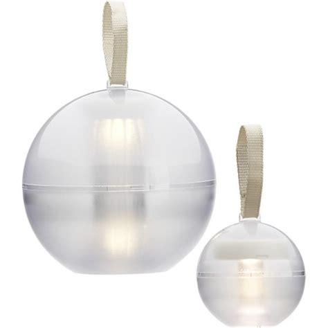 Crate And Barrel Outdoor Lighting Globe Lights