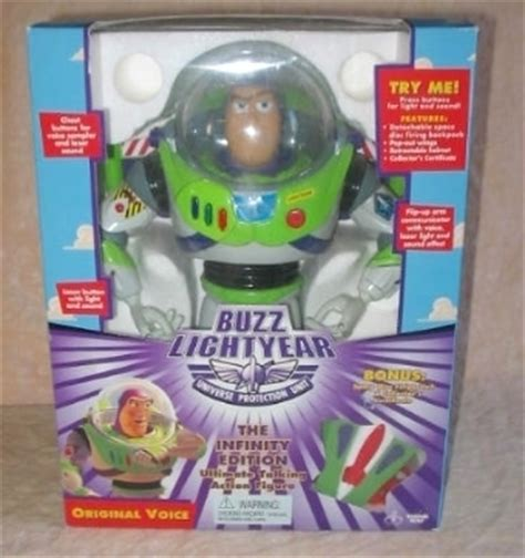 buzz lightyear infinity edition buzz lightyear 12 figure infinity edition