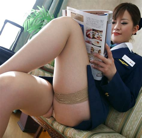flight attendants spreading legs hottest flight attendants in pantyhose