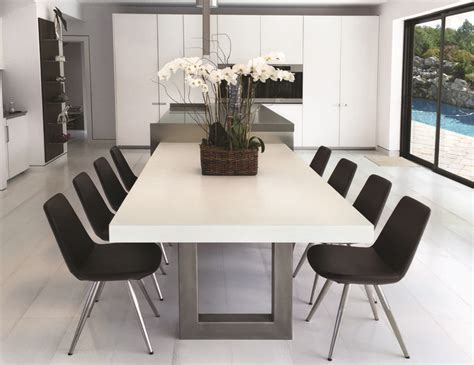 kitchen dining table ideas best 25 concrete dining table ideas on