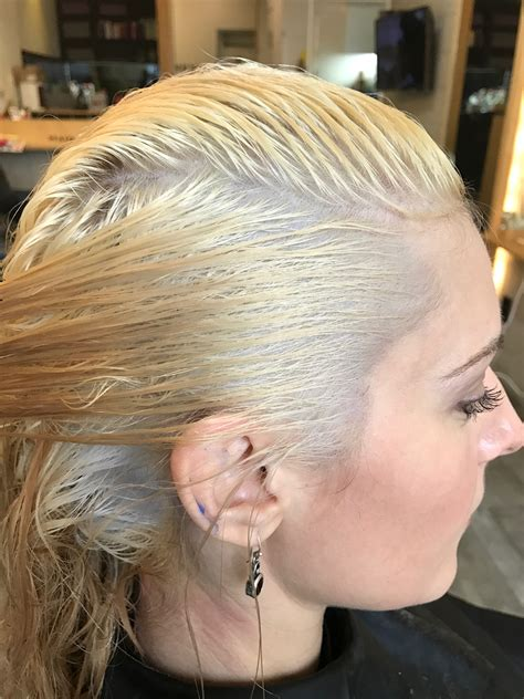 level 10 hair color how to achieve ash hair step by step