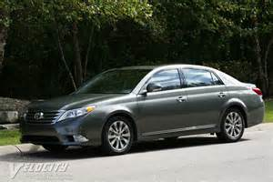 2011 Toyota Avalon Picture Of 2011 Toyota Avalon