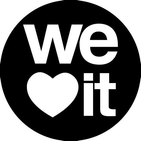 weheartit logo svg png icon