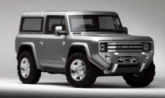 2016 ford svt bronco 2016 ford svt bronco release date price interior