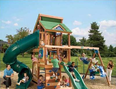 ultimate backyard playground arcadia i ultimate playground with glider the ultimate