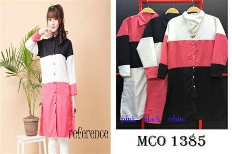 Blouse Twiscone 95 blouse warna warni i l o v e f a s h i o n s s