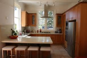 The g shaped kitchen home design and decor reviews