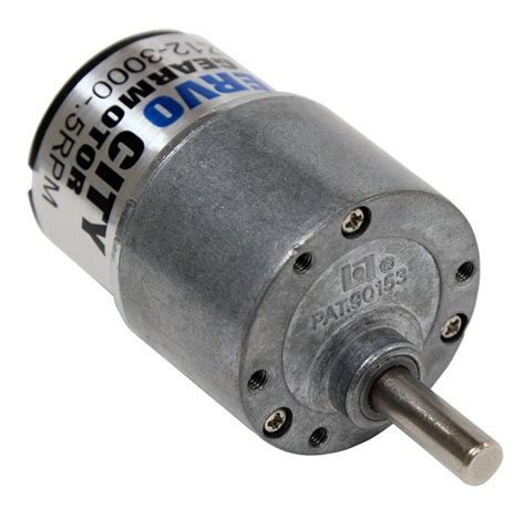 rpm of a motor 1 rpm gear motor