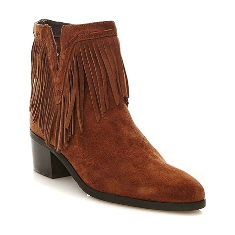 Tuil Boots by Tuil Adieu Lederboots Cognacfarben Brandalley