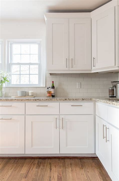 white kitchen cabinet handles smart kitchen renovation ways to change your cabinets