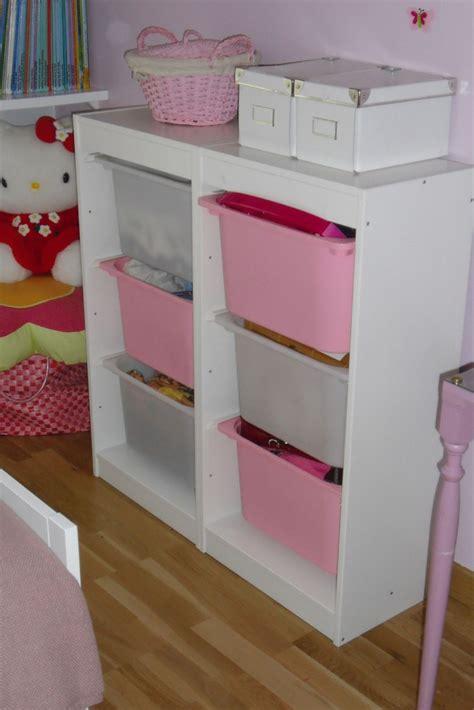 Rangement Pour Chambre Enfant by Meuble Rangement Chambre Bebe Fille Visuel 4