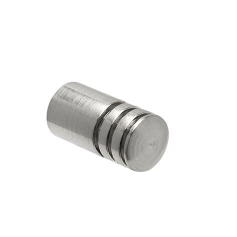 intensions roede intensions roede knop cilinder 16 mm rvs 2 stuks