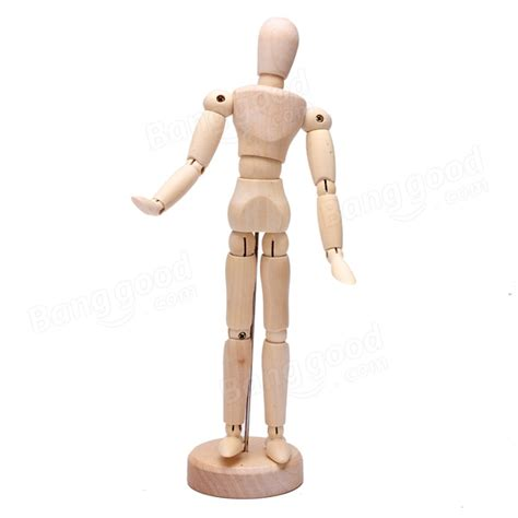 jointed doll price 20cm wooden jointed doll figures model painting sketch