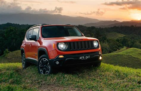 matchbox jeep renegade jeep renegade now on sale in australia from 29 500