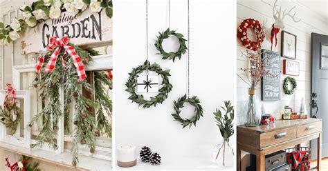 holiday decorating inspiration and ideas 30 pics decor advisor best 30 diy christmas wall decor ideas