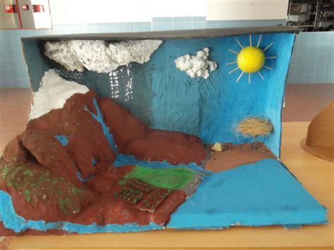 maqueta sobre el agua para alumno de 3 grado experiencias de ciencias en el ies la coma maqueta quot el