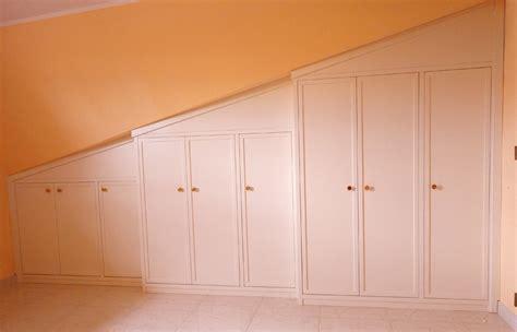 armadio sottotetto pin mobili e prodotti in legno michelangeli on
