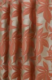 Burgundy Drapes Viganello Burnt Orange Made To Measure Curtains
