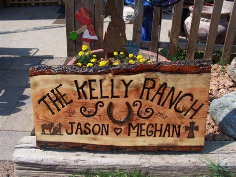 Handmade Plaques - custom wood signs cascade colorado