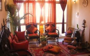 Indian Home Interior Design Ideas by Ethnic Indian Decor
