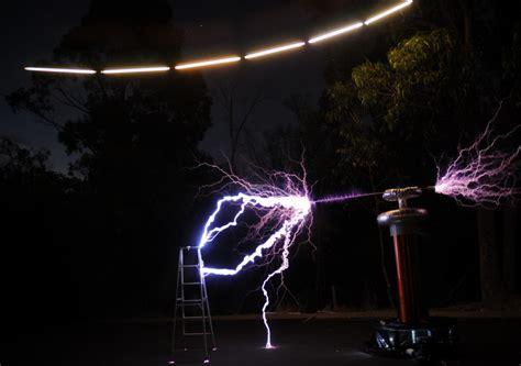 Tesla Sparks Tesla Coil Sparks