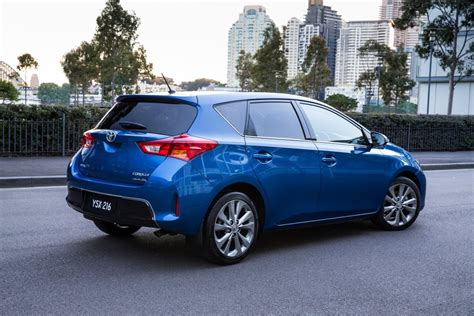 Hatch Toyota Toyota Corolla Ascent Sport 20 490 Data Details