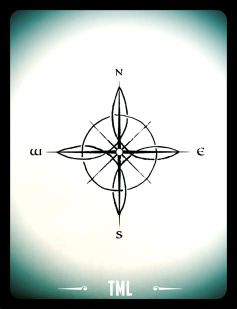 celtic compass tattoo designs finally finished my design so excited to get this tat