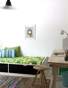 great idea use a flaxa headboard storage unit as a side jugendzimmer on pinterest boy rooms happy lights and