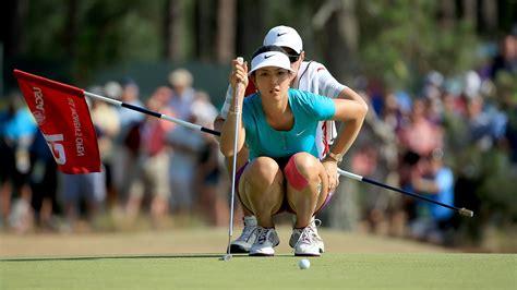 golf swing lpga michelle wie hd wallpapers hd wallpapers