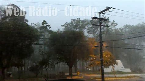 web rdio cidade cruz altars registro do temporal no in 237 cio da noite desta segunda