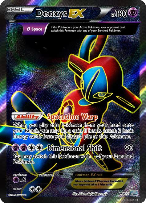 the ex pokemon deoxys ex images pokemon images