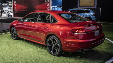 2020 volkswagen passat volkswagen debuts 2020 passat midsize sedan autoblog