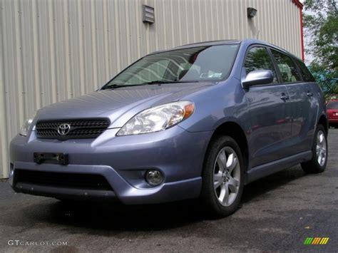 2005 Toyota Matrix Xr 2005 Cosmic Blue Metallic Toyota Matrix Xr Awd 31644472