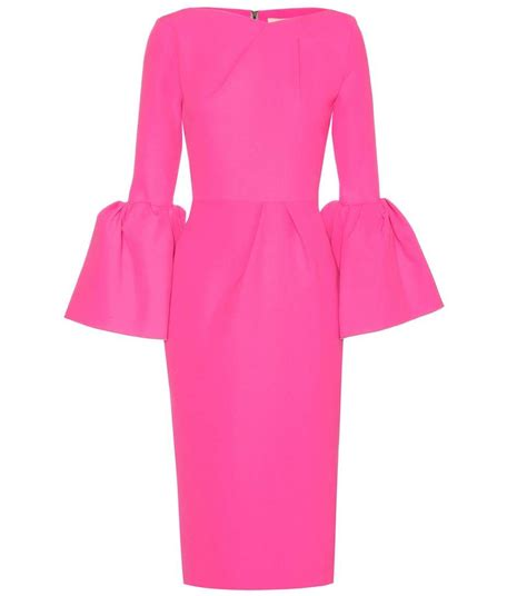 Margo Dress Pink margot pink cr 234 pe dress my giftlist dresses crepe