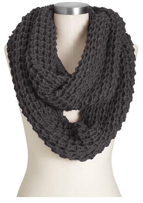 chunky knit infinity scarf pattern chunky knit infinity scarf pattern www imgkid the
