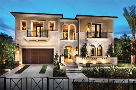 Elevation Floor Plan by New Homes In Los Angeles Ca New Construction Homes