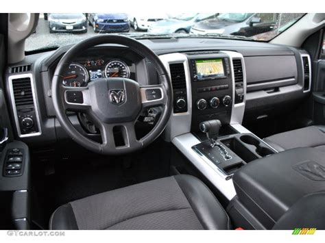 2011 dodge ram 1500 sport cab 4x4 interior color