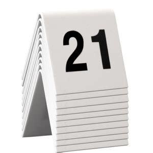 numeri tavoli ristorante numeri per tavoli di ristoranti o locali in genere