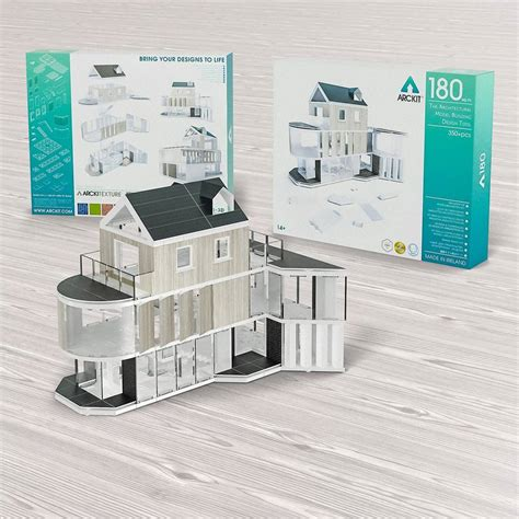 architectural model kits architectural model making kit 180sqm by arckit