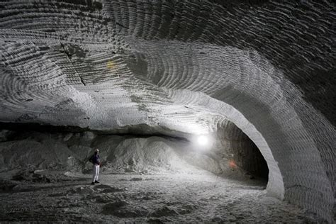 750 Meters To Feet photos leaking nuclear waste fills former salt mine