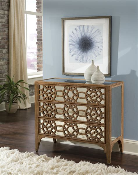voranado contempo accent chest eclectic living room