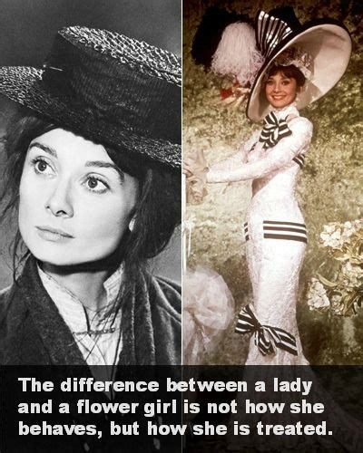 themes in my fair lady film andrew darrow thinks this quote from my fair lady