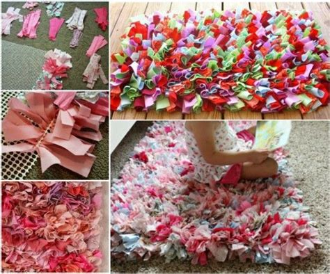 Handmade Rugs How To Make - 25 best ideas about rag rug tutorial on rag