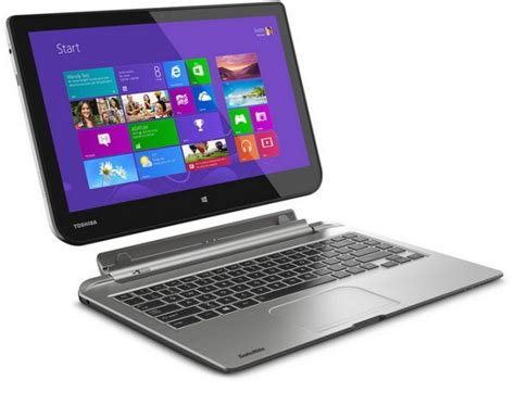 Tablet Laptop toshiba satellite click series laptops feature detachable