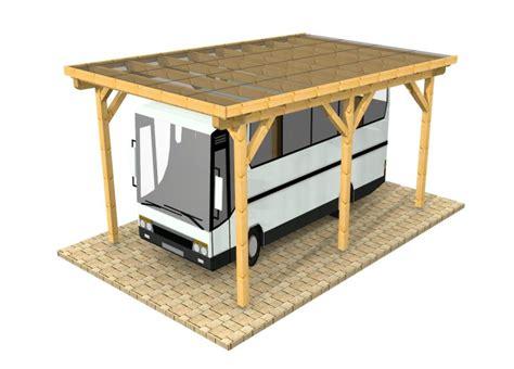 bauplan carport carport selbst bauen wohnmobil forum