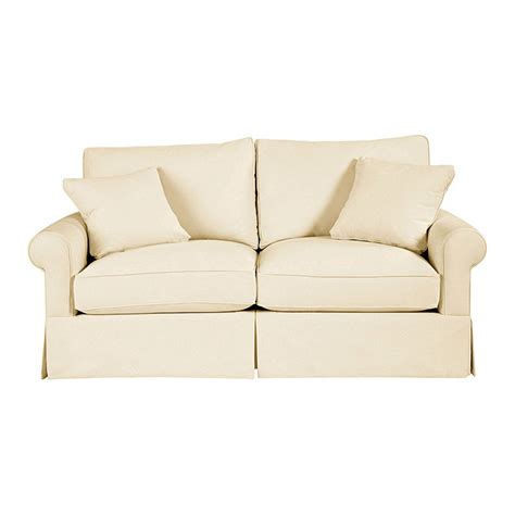 ballard design slipcovers baldwin apartment sofa slipcover special order fabrics