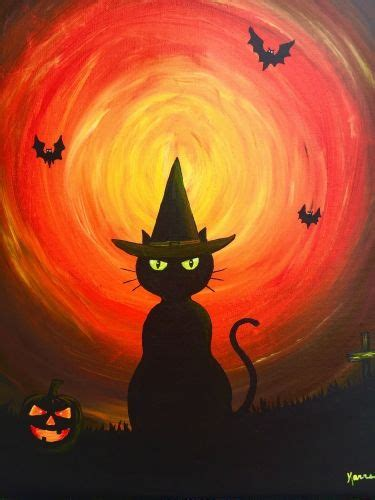 Paint Nite Dc Dave S Sterling 10 27 2015