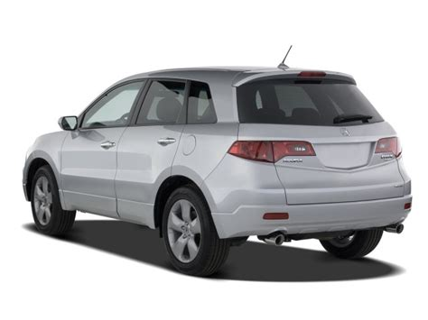 2008 acura rdx review ratings specs prices and photos